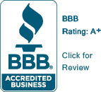 Furnace World has an A+ rating with the Better Business Bureau in Colorado Springs CO.