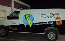 For air conditioner repair Service in Colorado Springs CO, choose Furnace World.